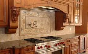 kitchen with tile backsplash ideas for tile backsplash in alluring backsplash kitchen tiles