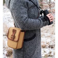 leica bags leica aeneas 42mm pocket binoculars sand coloured