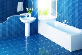 Blue And White Bathroom by Bathroom Enchanting Dark Blue Bathroom Floor Tiles Epic