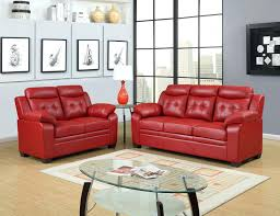 used red leather sofa livingroom natuzzi red leather sofa and chair used ebay faux set