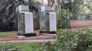 Public Bathrooms In India Indian Company Launches Solar Powered Self Cleaning Toilets