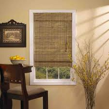 decor cool and cozy roman curtains lowes with lowes bamboo blinds