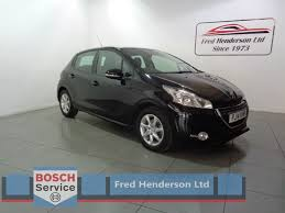 used peugeot finance peugeot 208 1 4 hdi fap active 5dr used car sales in durham from