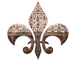 traditional decorative metal wall art panels ideas popular home