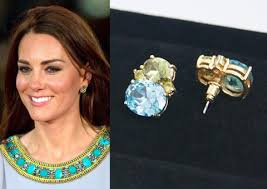 kate middleton diamond earrings how kate middleton keeps royal style modern princess