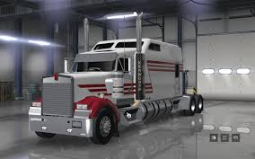 kenworth w900 2014 kenworth w900 long rem american truck simulator mods