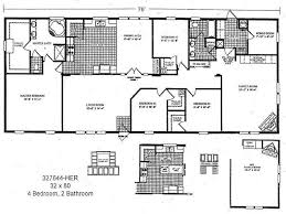 5 bedroom manufactured homes 4 bedroom triple wide floor plans j ole com