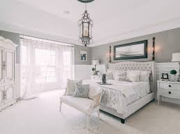 Shabby Chic Wall Colors by Bedroom Antiques Beige Carpet Flooring Grey Interior Walls Tufted