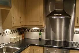 11 cool stainless steel kitchen backsplash digital images ideas