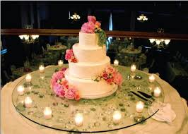 diy wedding cake stand wedding cake on stands ideas pics diy glass cake stand weddingbee