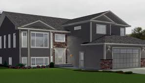 split level garage wonderful bi level house plans with attached garage photos best