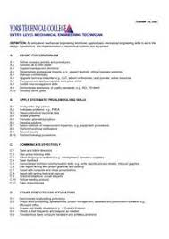entry level auto mechanic resume sample
