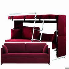 Convertible Sofa Bunk Bed Alana Modern Convertible Sofa Converts To Bunk Bed For The Home