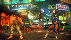 gta 5 street fight wallpapers street fighter 5 world reveal gameplay playstation 4 u0026 pc