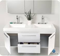 bathroom 54 bathroom vanity double sink modern on within inch
