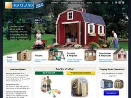Backyard Storage Solutions Heartland Industries Backyard Storage Solutionsheartlandind Com