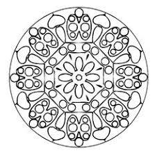 free mandalas circles forming flower circles forming