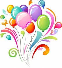 palloncini clipart clip colorato palloncino clip buon compleanno