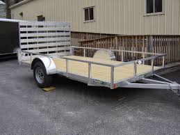 Aluminum Landscape Trailer by Aluminum Flatbed Trailers Images Reverse Search