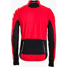 softshell cycling jacket bontrager velocis s2 softshell jacket viper red bike24