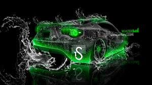 Neon Green Wallpaper by Neon Car Wallpaper Wallpapersafari