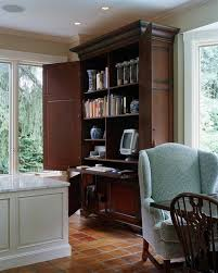 Modern Desk Armoire Home Office Computer Armoire With Tile Flooring Ideas Home
