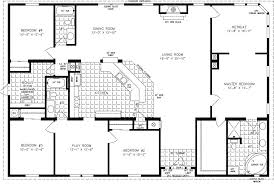 2 000 square feet floorplans for manufactured homes 2000 square feet up