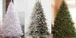 best artificial christmas trees 11 best artificial christmas trees where to buy fake christmas trees
