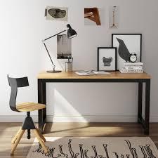 Best Workstation Desk Best Modern Wooden Workstation Desk Slapdesk