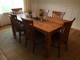 Pottery Barn Dining Room Set by Pottery Barn Style Tables Pruiett And Sons Woodworkers