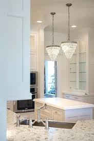 crystal pendant lighting for kitchen crystal kitchen island lighting pixelkitchen co