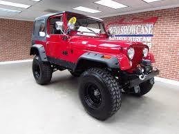 1980 jeep wrangler sale 1980 jeep wrangler cj7 lifted restored 350ci v8 4 speed manual for