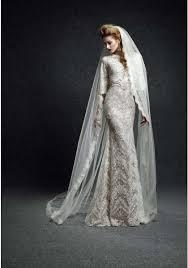 half lace wedding dress high neck lace half sleeve trumpet mermaid wedding dress aes0013