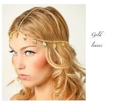 headband comprar aliexpress comprar 2015 chapado en oro cadena de la cabeza