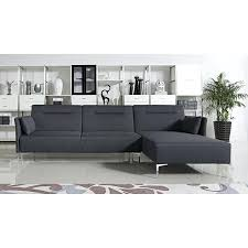 modern sectional sofa modern bonded leather sectional sofa with