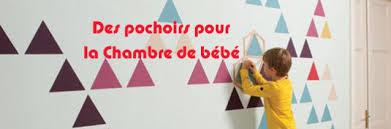 pochoir chambre de la peinture au pochoir pour décorer la chambre de bébé idées
