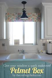Foam Board Window Valance Pelmet Box Pelmet Box Super Easy And Window