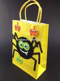 halloween candy bag kids handmade diy paper bag halloween candy paper bag buy