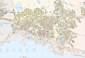 Arctic Circle Map Absolutely Worlds Biggest City Above Arctic Circle Murmansk