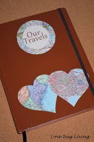 wedding gift journal bug living honeymoon travel journal gift great wedding gift
