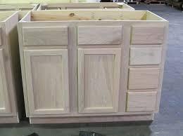 All Wood Vanity For Bathroom Unfinished Solid Wood Bathroom Vanities From James Martin Vanity