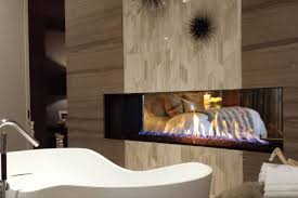 see through fireplace binhminh decoration
