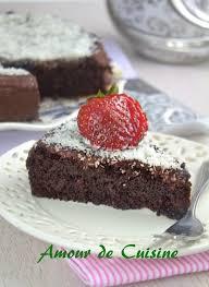 amour de cuisine chez soulef gateau au yaourt au chocolat amour de cuisine