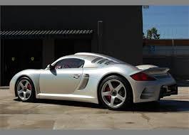 ruf porsche cayman ruf ctr3 for sale in california for 540 000 autoguide com