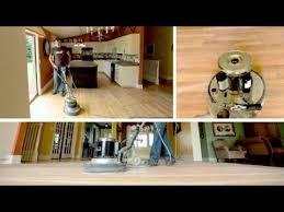 buff and coat hardwood floor renewal