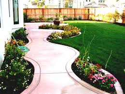 landscape ideas for front of house landscaping garden with stone