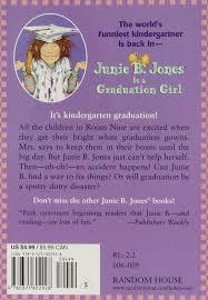 junie b jones is a graduation junie b jones no 17