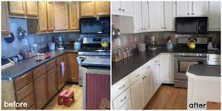 Tips For Painting Kitchen Cabinets 8 Tips For Adding Farmhouse Charm To A Builder Grade Kitchen U2022 The