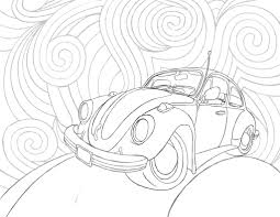 love bug coloring pages 365 days of coloring