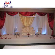 Wedding Backdrop Gold Gold Indian Wedding Backdrop White Buy Wedding Backdrop White